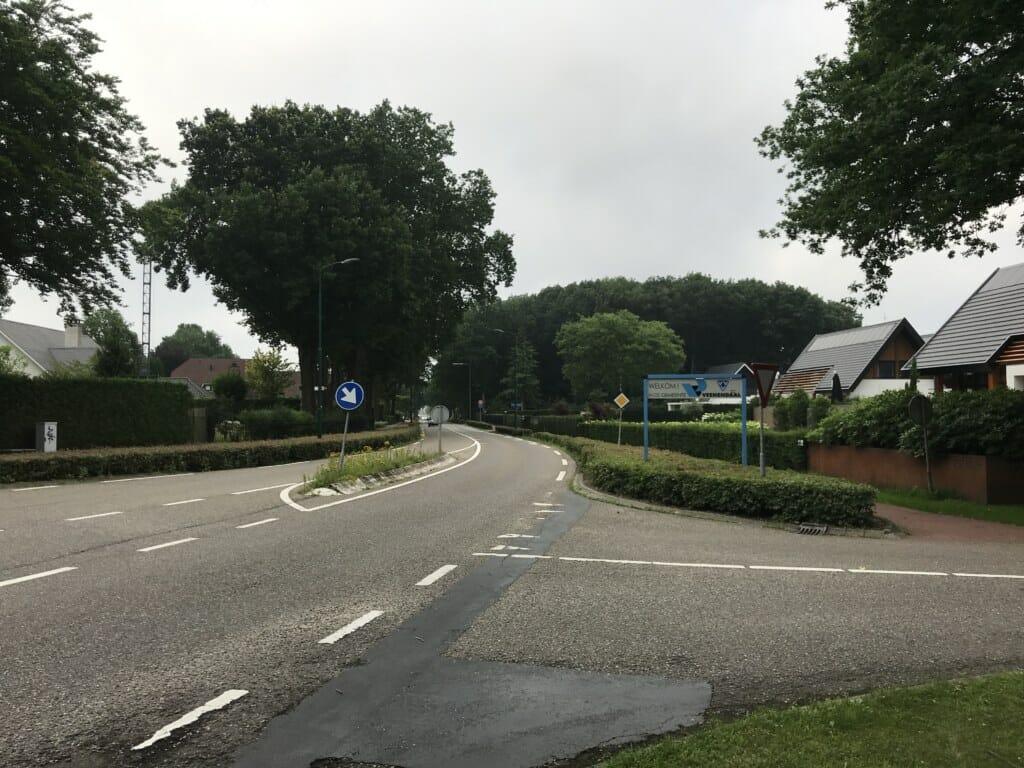 Fase 1: Kruising Cuneraweg